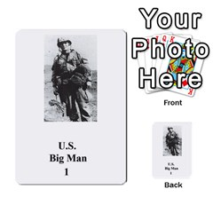 Iabsm Us Generic Cards By T Van Der Burgt   Multi Purpose Cards (rectangle)   6b39y4dl70br   Www Artscow Com Back 44