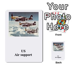 Iabsm Us Generic Cards By T Van Der Burgt   Multi Purpose Cards (rectangle)   6b39y4dl70br   Www Artscow Com Back 45