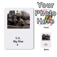 Iabsm Us Generic Cards By T Van Der Burgt   Multi Purpose Cards (rectangle)   6b39y4dl70br   Www Artscow Com Back 5