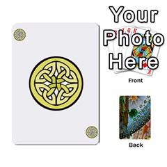 Decktet By Melody   Playing Cards 54 Designs   P3cjj4h2c9v3   Www Artscow Com Front - Spade4
