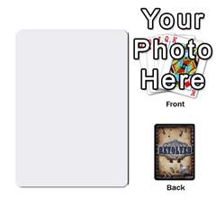 Jack Revolver Lawmen Deck By Mark Chaplin   Playing Cards 54 Designs   39brw2xjmbgp   Www Artscow Com Front - SpadeJ