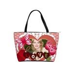 love - Classic Shoulder Handbag