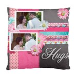 Hugs one side cushion-case - Standard Cushion Case (One Side)