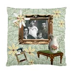 Grandma s Quilt one side cushion-case - Standard Cushion Case (One Side)