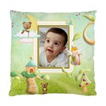 Beary Love one side cushion-case1 - Standard Cushion Case (One Side)