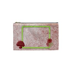 Spring Cuties Small Bag By Lisa Minor   Cosmetic Bag (small)   Y49kh1xho812   Www Artscow Com Front