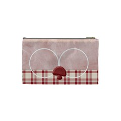 Spring Cuties Small Bag By Lisa Minor   Cosmetic Bag (small)   Y49kh1xho812   Www Artscow Com Back