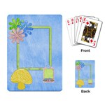 Spring Cuties Playing Cards 1 - Playing Cards Single Design