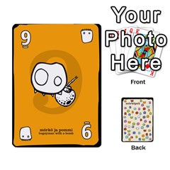 Battle Line + Lost Cities + Don : Deck #1 By Snark   Playing Cards 54 Designs   Pxbpdss9q8ic   Www Artscow Com Front - Heart7