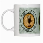Irish Coffee Mug - White Mug