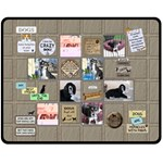My Dogs Medium Fleece Blanket - Fleece Blanket (Medium)