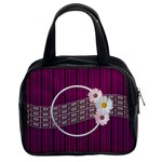 Daisy Bag - Classic Handbag (Two Sides)