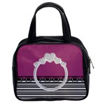 Love ring handbag - Classic Handbag (Two Sides)