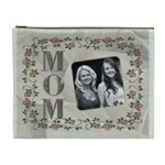 Mom xoxo XL Cosmetic Bag - Cosmetic Bag (XL)
