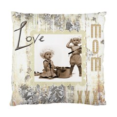 Mom Xxxx Double Sided Cushion By Catvinnat   Standard Cushion Case (two Sides)   Jttucj24e81r   Www Artscow Com Front