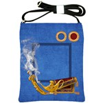 Magic Carpet Ride Sling Bag 1 - Shoulder Sling Bag