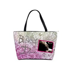Beautiful Dreamer Classic Shoulder Bag By Catvinnat   Classic Shoulder Handbag   Tstly3dflawd   Www Artscow Com Front