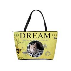 Dream Classic Shoulder Handbag By Lil    Classic Shoulder Handbag   Yevnl6ni75ya   Www Artscow Com Back