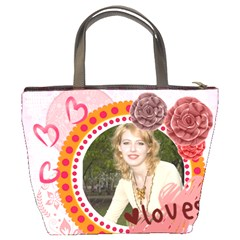 Love By Joely   Bucket Bag   7u0h62ycp2wz   Www Artscow Com Back