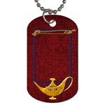 Magic Carpet Ride 2 sided Dogtag 1 - Dog Tag (Two Sides)