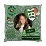 Proud to be Irish Cushion Case - Standard Cushion Case (One Side)