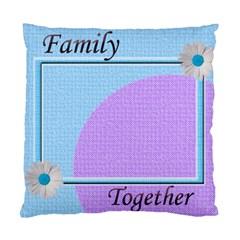 Family Cushion Case By Daniela   Standard Cushion Case (two Sides)   2eo0ykjqvwk5   Www Artscow Com Back