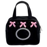 pink classic - Classic Handbag (Two Sides)