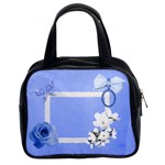 blue classic - Classic Handbag (Two Sides)