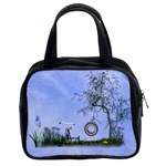 blue fun - Classic Handbag (Two Sides)