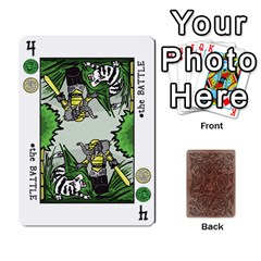 The Decktet By P D  Magnus   Playing Cards 54 Designs   8a1y20i7kspe   Www Artscow Com Front - Diamond5