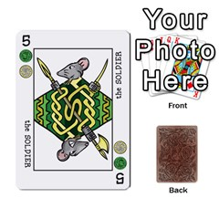 The Decktet By P D  Magnus   Playing Cards 54 Designs   8a1y20i7kspe   Www Artscow Com Front - Diamond6