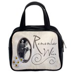 Remember When Classic Handbag - Classic Handbag (Two Sides)