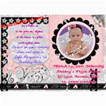 invitation card - 5  x 7  Photo Cards