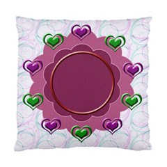 Heart U Cushion Case By Daniela   Standard Cushion Case (two Sides)   3lqccfda9xhk   Www Artscow Com Back