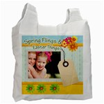 spring - Recycle Bag (Two Side)