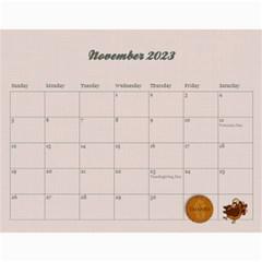 2015 Calendar By Mikki   Wall Calendar 11  X 8 5  (12 Months)   0v676ru2d1r4   Www Artscow Com Nov 2015