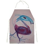 crazy bird - Full Print Apron