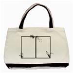 Swirl Tote - Basic Tote Bag