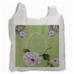 Olive Rose Recycle Bag - Recycle Bag (One Side)