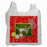 Pet dog - Recycle Bag (One Side)