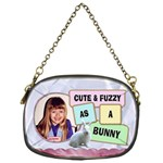 Cute & Fuzzy Easter Chain Purse - Chain Purse (One Side)