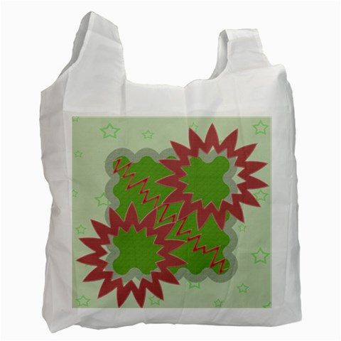 Stars Recycle Bag By Daniela   Recycle Bag (one Side)   Co7rm4ka5cbb   Www Artscow Com Front