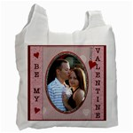 Be My Valentine 2-Sided Recycle Bag - Recycle Bag (Two Side)