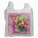 Pink Easter Bag 2 - Recycle Bag (One Side)