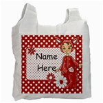 Red Easter bag 1 - Recycle Bag (Two Side)