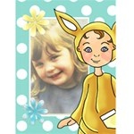 Happy Easter From Us all - Greeting Card 4.5  x 6
