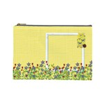 Wicked Apple Large Cosmetic Bag 2 - Cosmetic Bag (Large)