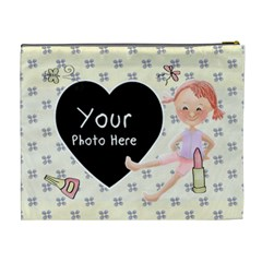Make Up Bag 2 By Lillyskite   Cosmetic Bag (xl)   5hs6fjxyphng   Www Artscow Com Back
