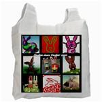 Sasha Easter Bag - Recycle Bag (One Side)