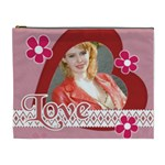 Big Love bag - Cosmetic Bag (XL)